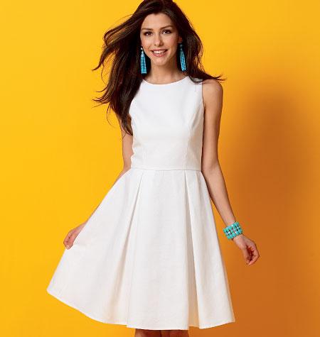 McCall's Misses' Dresses 6953