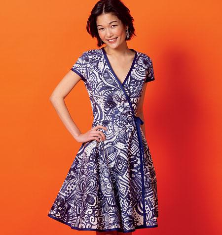 McCall's Misses' Dresses and Belt 6959