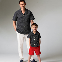 McCalls 6972 Pattern ( Size 3-45-6 7-8 )