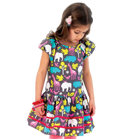 McCall's Children's/Girls' Dresses 6982