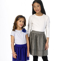 McCalls 6984 Pattern ( Size 3-4-5-6 )