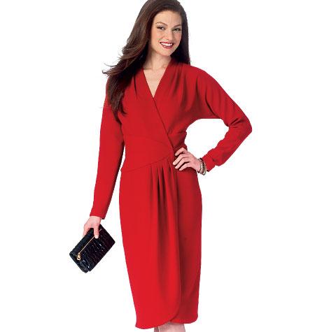 McCall's Misses' Dresses 6986