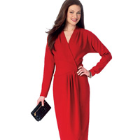 McCalls 6986 Pattern ( Size 8-10-12-14-16 )
