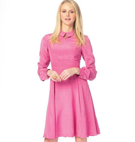 McCall's Misses'/Miss Petite Dresses 6989