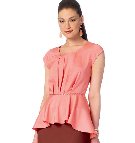 McCall's Misses Tops 6990