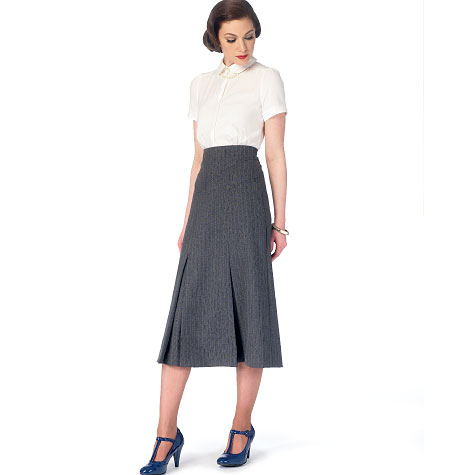 McCall's Misses' Skirts and Belt 6993