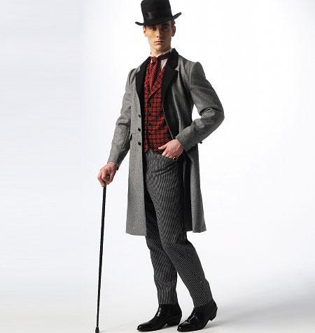 McCall's Men's Costumes 7003
