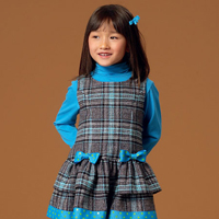 McCalls 7008 Pattern ( Size 2-3-4-5 )