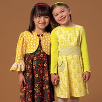 McCalls 7011 Pattern ( Size 6-7-8 )