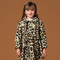 McCalls 7013 Pattern ( Size 2-3-4-5 )