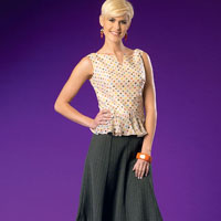 McCalls 7017 Pattern ( Size 6-8-10-12-14 )