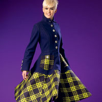 McCalls 7025 Pattern ( Size 6-8-10-12-14 )