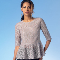 McCalls 7052 Pattern ( Size 6-8-10-12-14 )