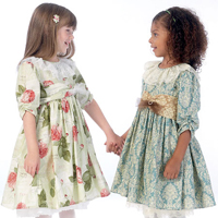 McCalls 7075 Pattern ( Size 6-7-8 )