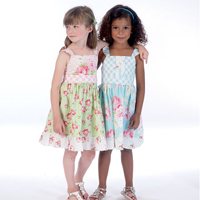 McCalls 7076 Pattern ( Size 6-7-8 )