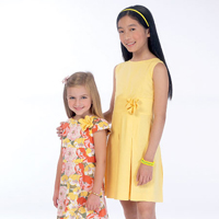 McCalls 7078 Pattern ( Size 3-4-5-6 )