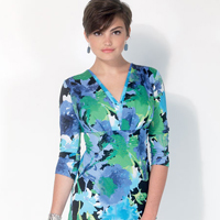 McCalls 7092 Pattern ( Size 16-18-20-22-24 )