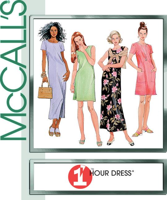 McCall's 1-hour 9172