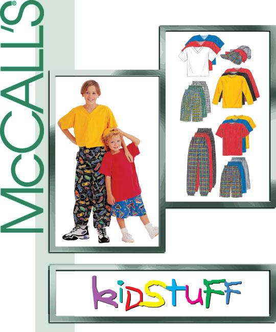McCall's Kid Pant 9206