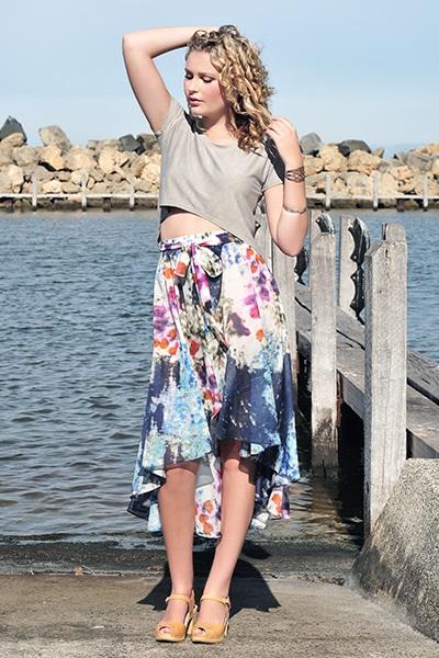Megan Nielsen Cascade Skirt MN2202