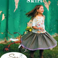 Sew Liberated Flora Tunic and Twirly Skirt
