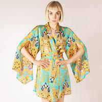 Named Asaka Kimono Digital Pattern