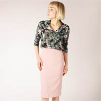 Named Zaria Pencil Skirt & Flow Skirt Digital Pattern
