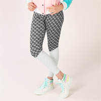 Named Manta Wave Leggings Digital Pattern
