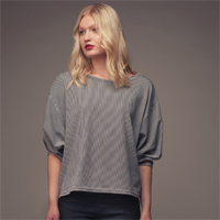 Named Blair Batwing Shirt Digital Pattern