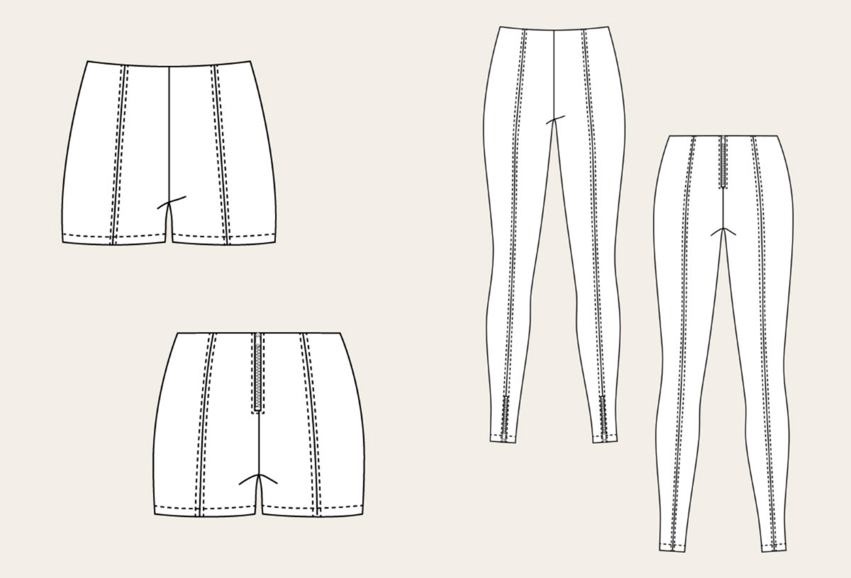 Drawing Lines With Zip : Named clothing sara ankle zip leggings micro