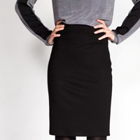 Named SHADI KNIT SKIRT Digital Pattern