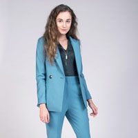 Named Aava Tailored Blazer Pattern