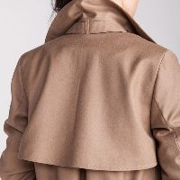 Named ISLA TRENCH COAT Digital Pattern