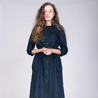 Named Lempi Button Down Dress Pattern