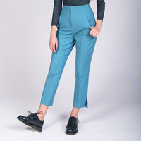 Named Tyyni Cigarette Trousers Pattern