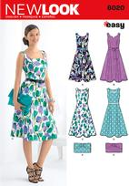 New Look 6020 Pattern ( Size 8-10-12-14-16-18 )
