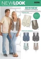 New Look 6036 Pattern