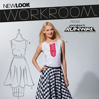 New Look 6056 Pattern ( Size 8-10-12-14-16-18 )