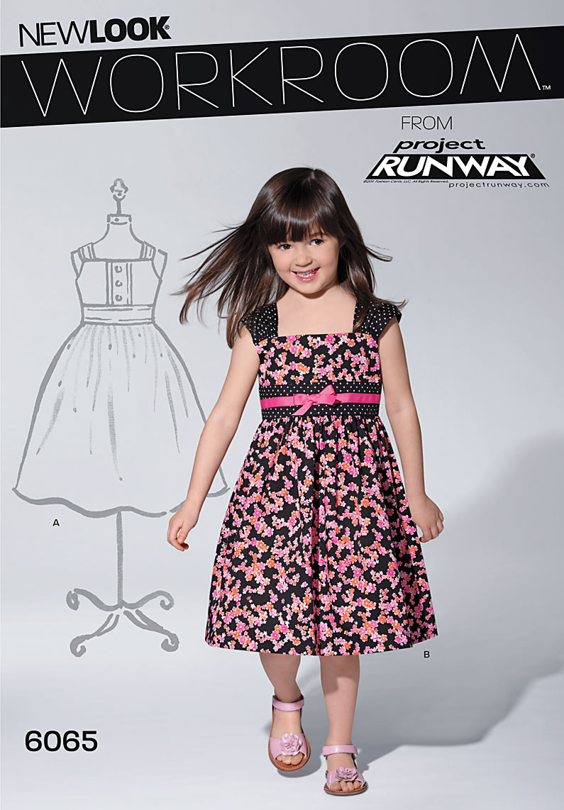 New Look Child's Dresses 6065