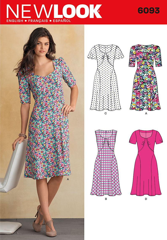 New Look dress 6093
