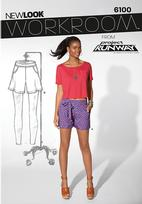 New Look 6100 Pattern ( Size 8-10-12-14-16-18 )