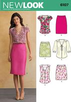 New Look 6107 Pattern
