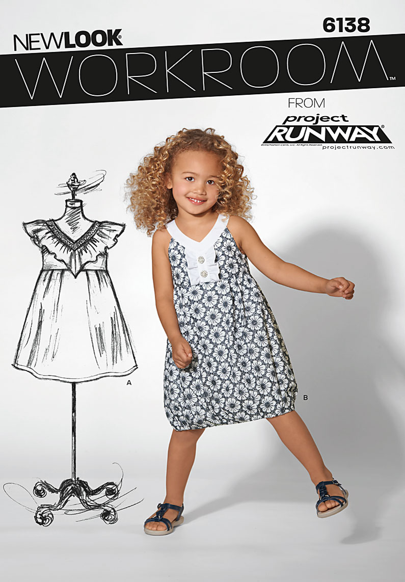 New Look Girls dress 6138