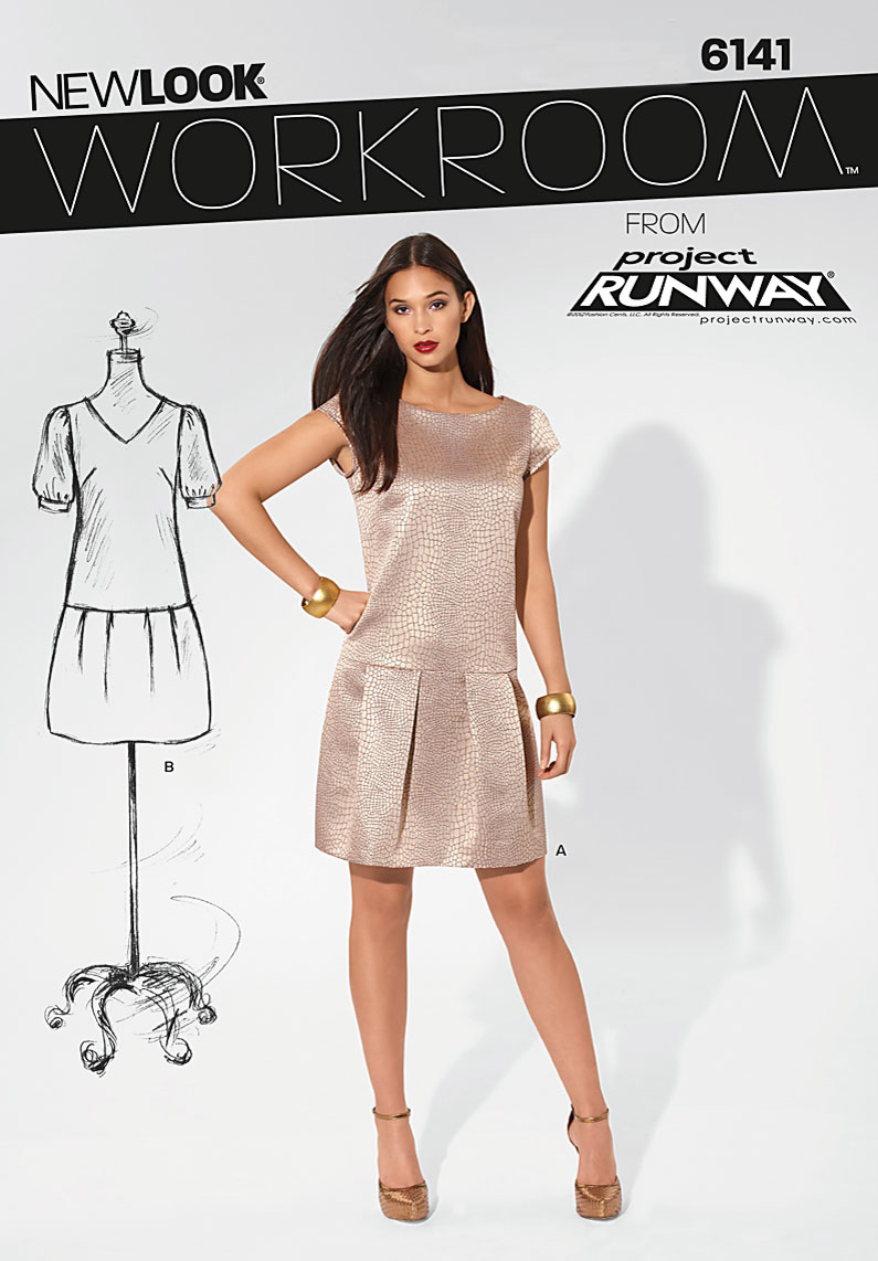 New Look Misses Dress 6141
