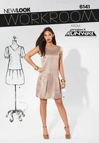 New Look 6141 Pattern ( Size 4-6-8-10-12-14-16 )