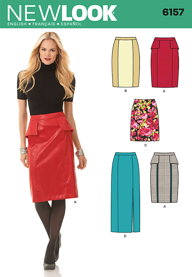 New Look Misses Skirt 6157