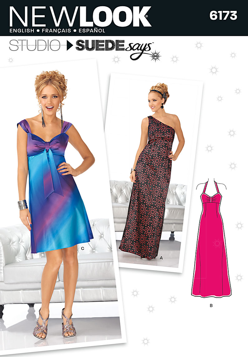 New Look Misses Formalwear 6173