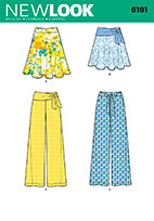 New Look 6191 Pattern