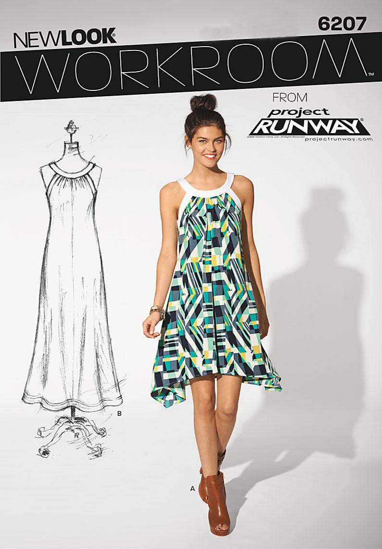 New Look Misses Dress 6207