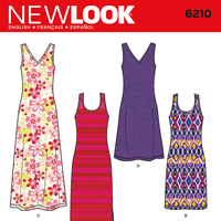 New Look 6210 Pattern